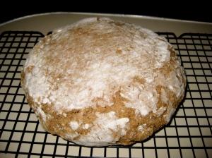 German Sourdough Rye Bread