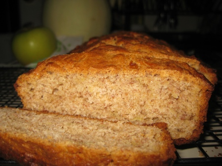 Banana Anna Bread