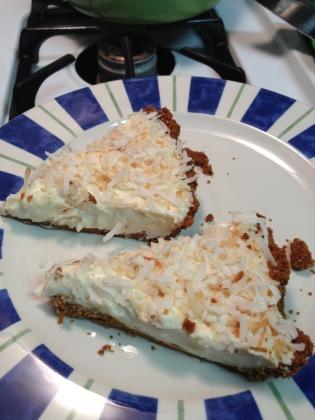 20130511 Coconut Cheesecake 04