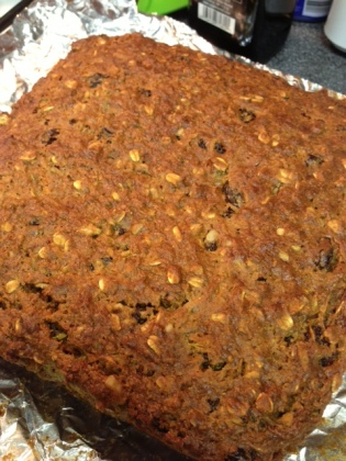 20130523 Morning Glory Bread