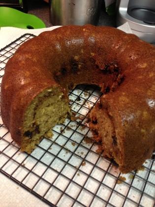 20130728 Walnut Coffee Cake 01