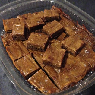 20131012 Pumpkin Brownies 02