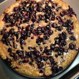 20140317 Blueberry Cake 02