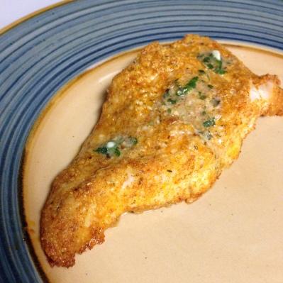 20140406 Parmesan Fish