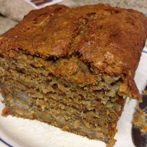 20140526 Carrot Banana Bread