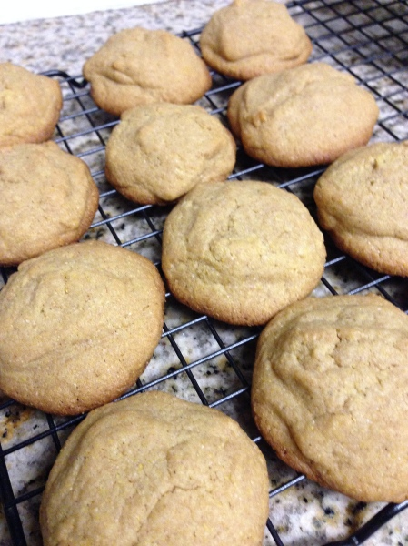 20140618 Cornmeal Cookies
