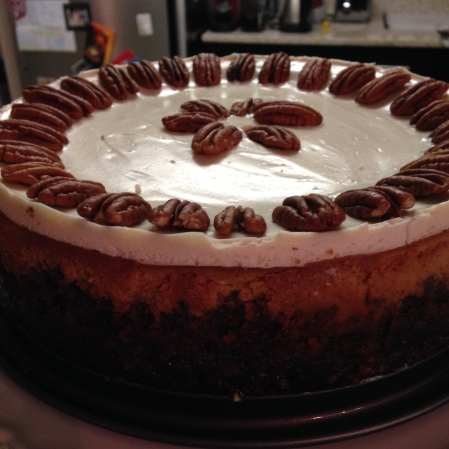 20141127 Pumpkin Cheesecake 02