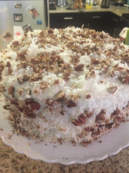20160215 Pecan Cake 01