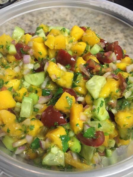 20160520 Mango Salsa