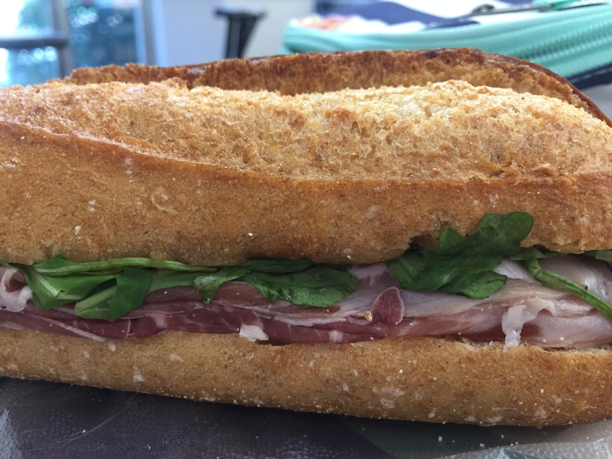 20190716 Fig Prosciutto Sandwich
